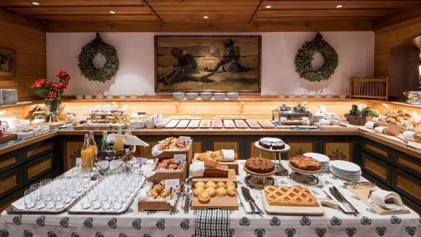 Hotel Tyrol, Selva Val Gardena - Food