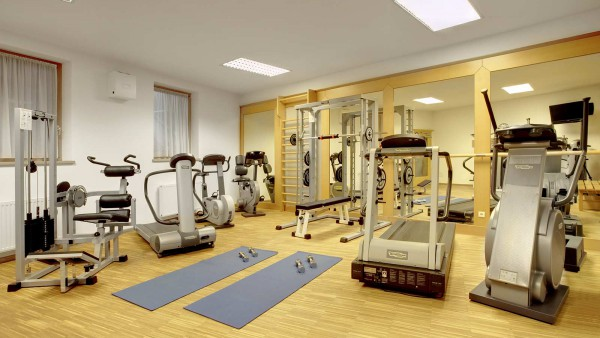 Hotel Tyrol, Selva Val Gardena - Gym