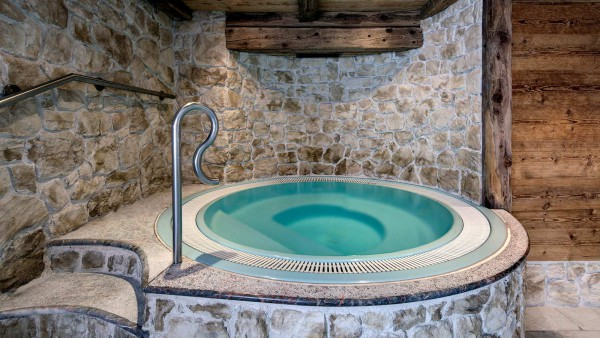 Hotel Tyrol, Selva Val Gardena - Hot Tub