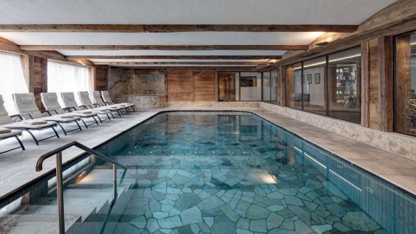Hotel Tyrol, Selva Val Gardena - Pool