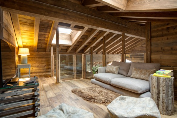 Top Floor Snug, Chalet Altair, Nendaz, Switzerland