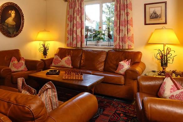 Hotel Kertess, St Anton - lounge