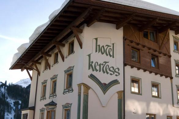 Hotel Kertess, St Anton