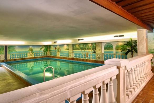 Hotel Kertess, St Anton - pool