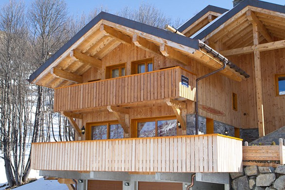 Chalet Laetitia, Meribel