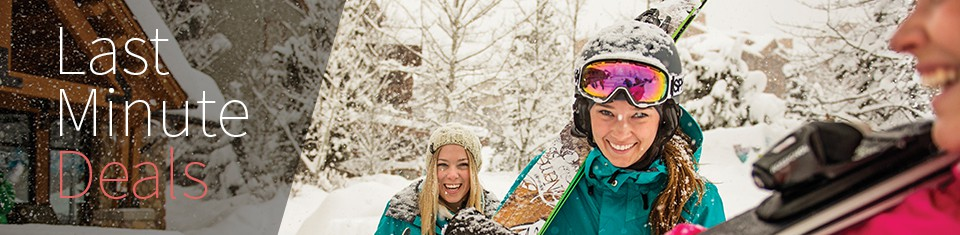 last minute ski deals
