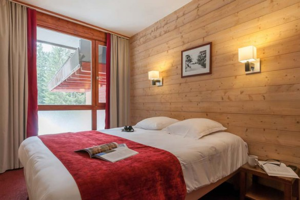 Le Belmont, Les Arcs, Double Bed