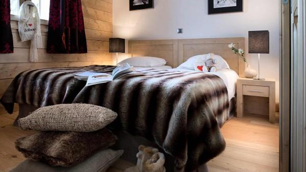 Le Cristal de l'Alpe Apartments, Alpe D'Huez - Bedroom