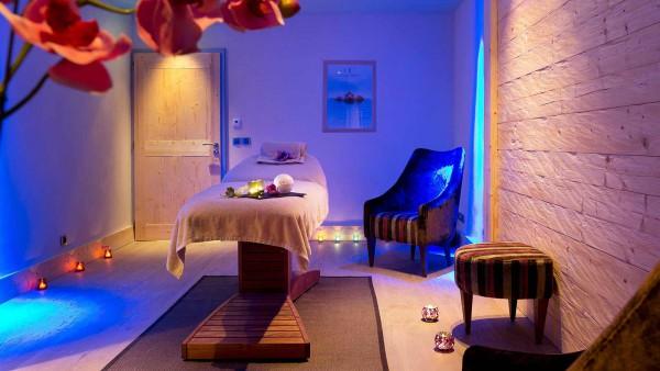 Le Cristal de l'Alpe Apartments, Alpe D'Huez - Wellness