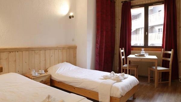 Chalet Les Eterlous bed, Alpe D'Huez