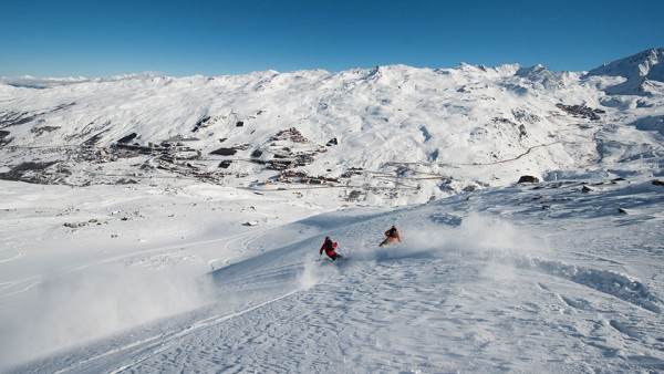 Les Menuires, Ski Resort in France