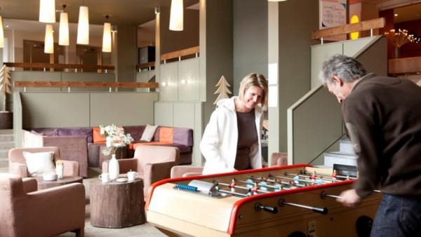 Lounge, Residence La Foret, Flaine, France
