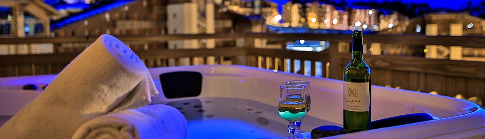 Luxury ski holidays