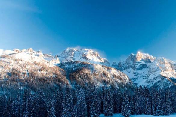 Madonna Di Campiglio ski resort italy
