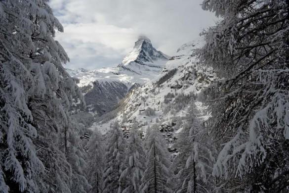 Zermatt, Switzerland, Matterhorn