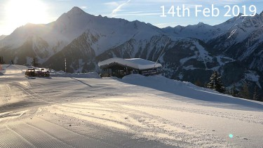 ski conditions in Mayrhofen