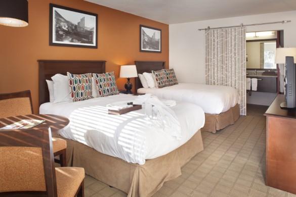 Molly Gibson Lodge, Aspen - Bedroom