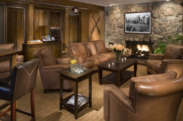Molly Gibson Lodge, Aspen - Lounge