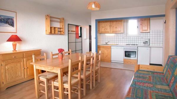 Multi Residences 1650, Ski Apartment in Les Deux Alpes