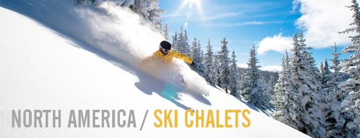 NA Ski Chalet Deals
