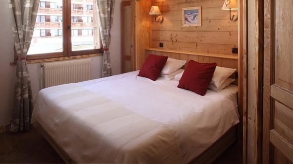 Bedroom - Chalet Naomi