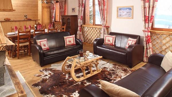 Lounge - Chalet Naomi