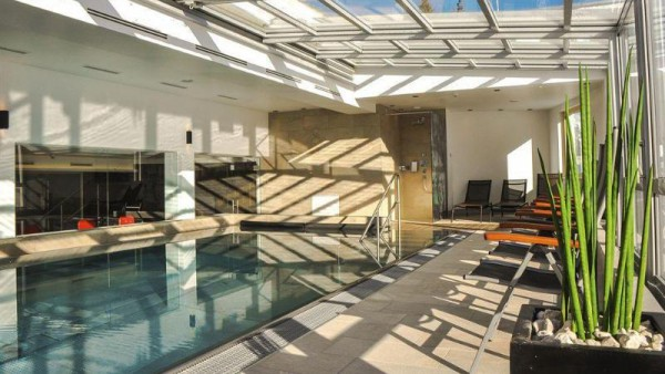 Nassereinerhof - St Anton - Pool