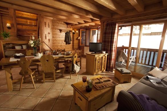 L'Ecrin Des Neiges, Tignes - Lounge