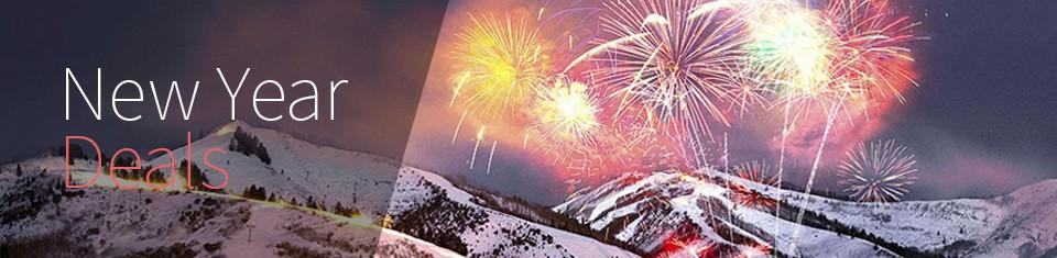 new year ski deals