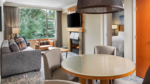 Hotel Westin Resort and Spa, Whistler