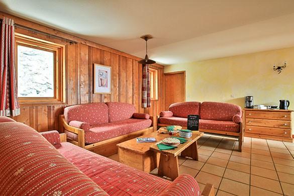 Chalet Peche, Lounge Area, Val Thorens