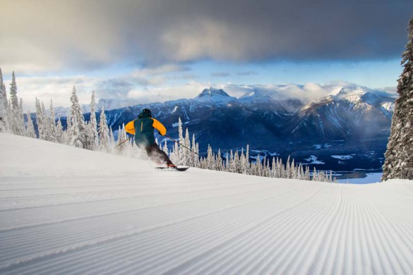 how to get from whistler to revelstoke