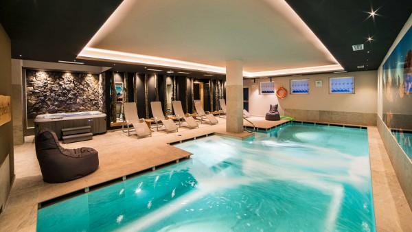 Pool - Hotel Cime d'Oro, Madonna di Campiglio