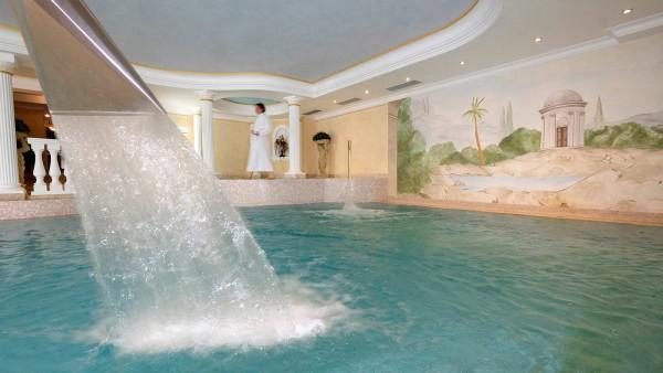 Pool - Hotel Evaldo, Arabba