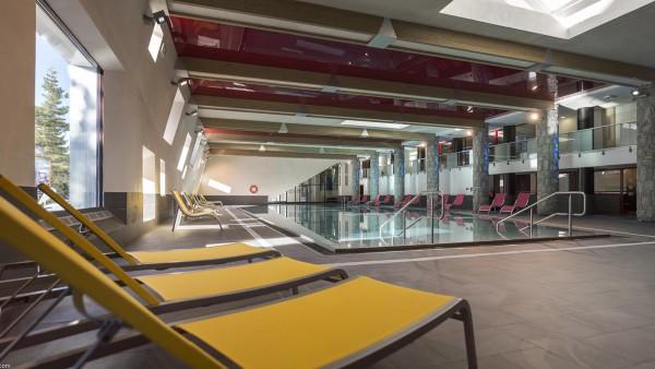 Pool at CGH Le Centaure-apartment
