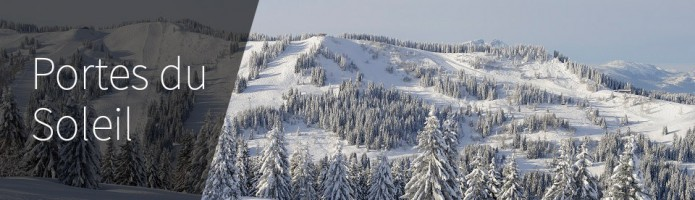 Portes du Soleil - Ski area - © Nicolas Joly 2013