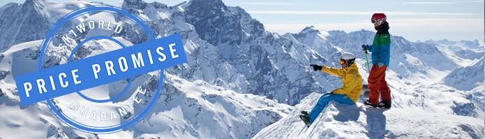 Price Promise - Ski Apartments