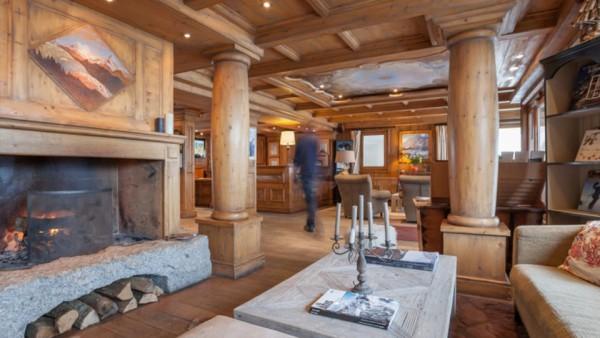 Reception, Residence La Ginabelle, Chamonix, France