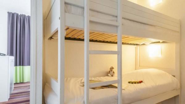 Bunk Beds, Residence Antares, Avoriaz, France