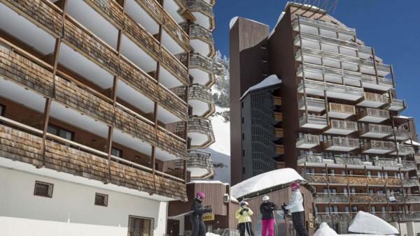 Exterior, Residence Antares, Avoriaz, France