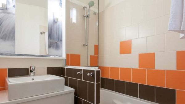 Bath/Shower, Residence Electra, Avoriaz, France