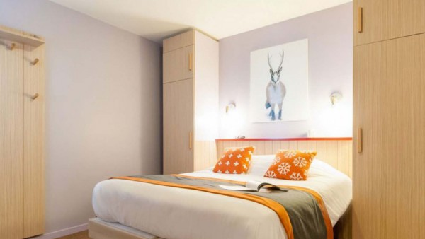 Double Room, Residence Electra, Avoriaz, France