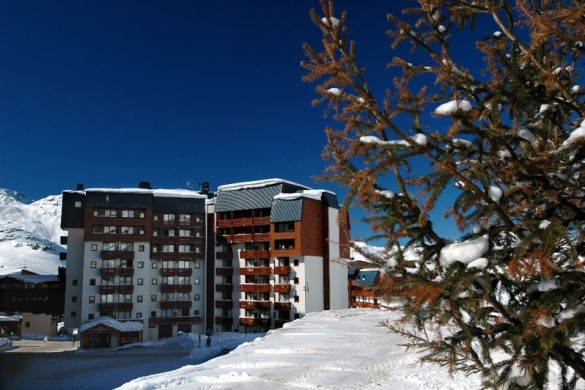 Residence L'Altineige ext side, Val Thorens