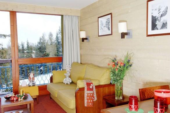 Residence Le Belmont lounge, Les Arcs