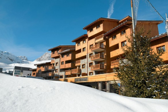 Residence Le Nevada ext, Tignes