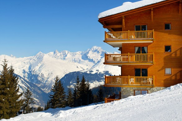 Residence Les Alpages de Chantel ext, Les Arcs