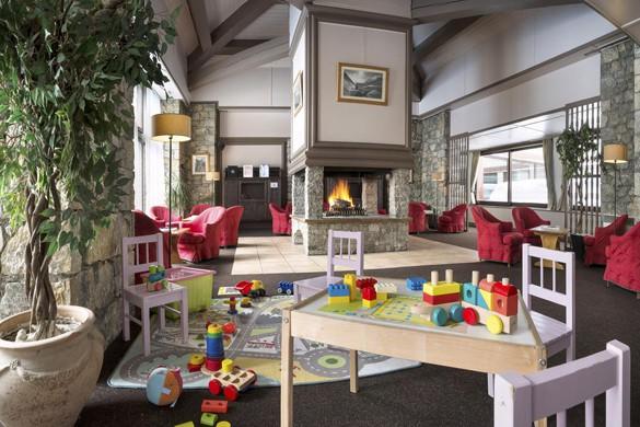 Residence Les Chalets du Solaise kids room, Val D'Isere