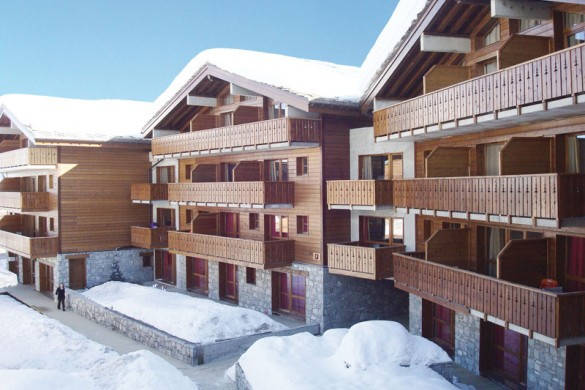 family ski holidays in edelweiss la plagne