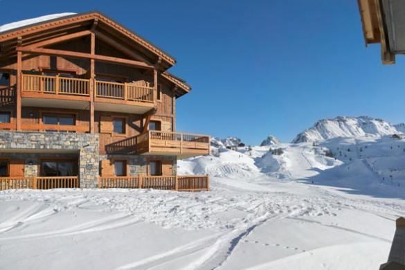 ski apartment close to piste