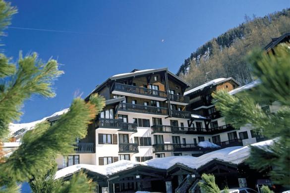 Residence Les Hauts du Rogoney ext, Val D'Isere